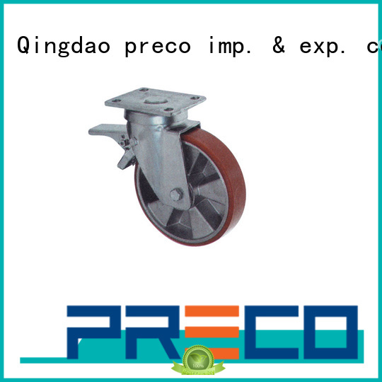 PRECO best rubber wheels company For Hospital