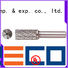 new tungsten carbide burrs suppliers solid supply for cutting metal