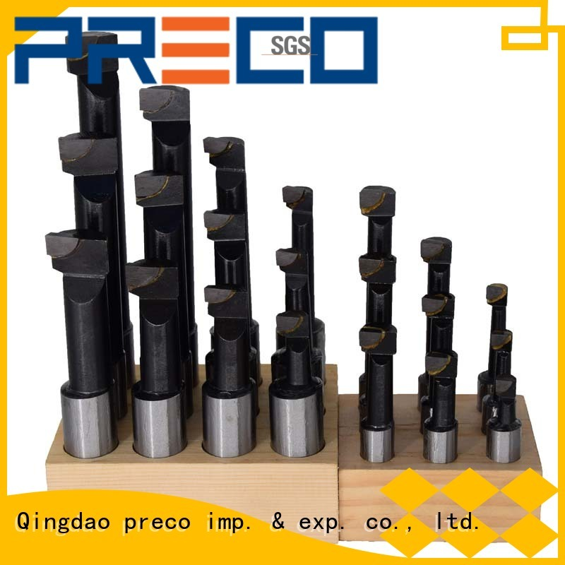 PRECO tipped industrial tools inquire now