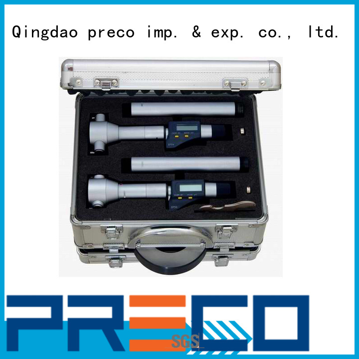 electronic inside micrometers from manufacturer engineering PRECO