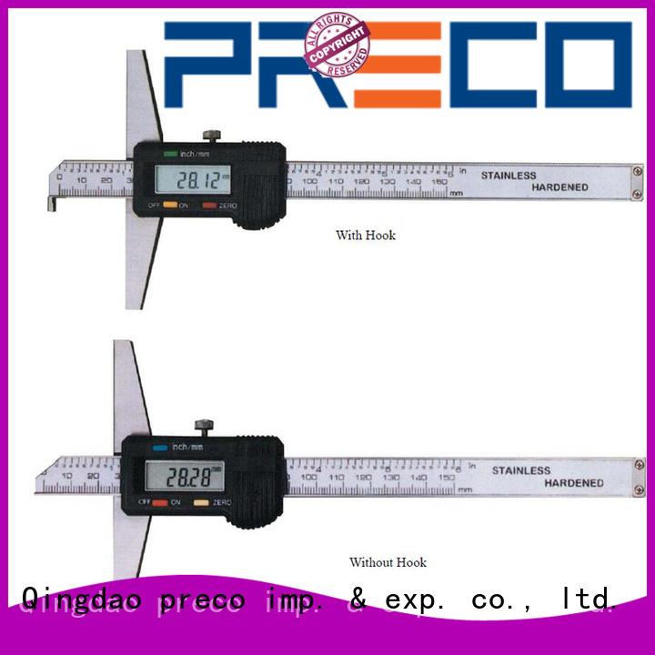 PRECO digital electronic vernier caliper for workshop