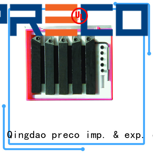 PRECO latest carbide lathe tools supply for wooding working