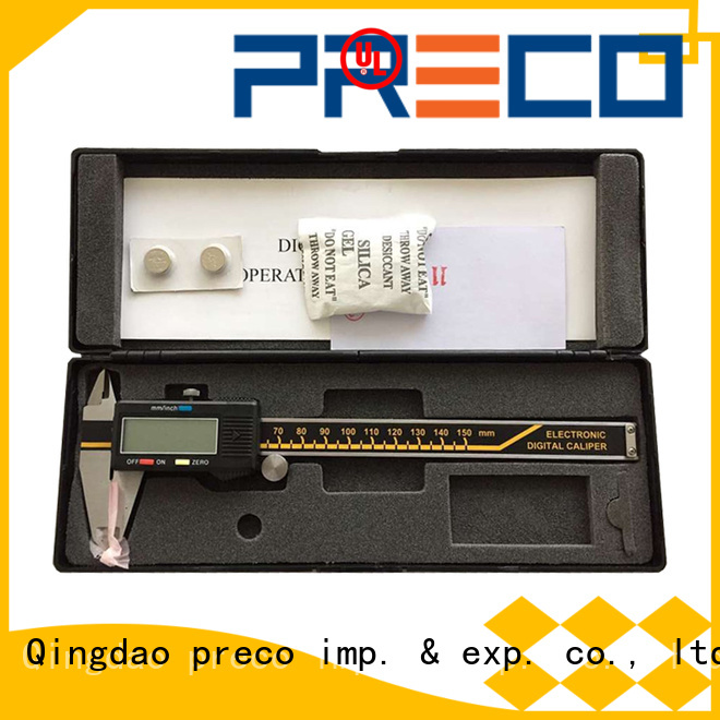 PRECO tool electronic caliper for workshop