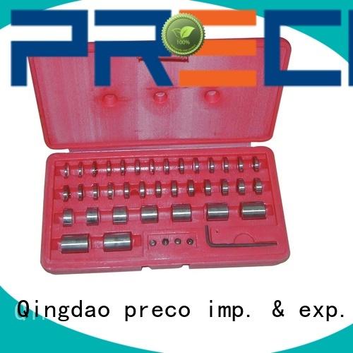 PRECO best round gage block set inquire now for workshop