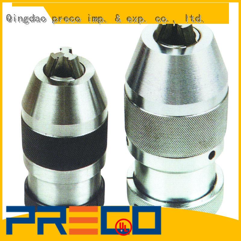PRECO keyless keyless drill chucks quick transaction for machine