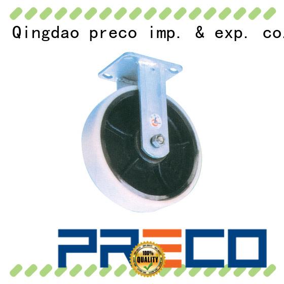 PRECO top heavy duty swivel wheels China Factory for Scaffold