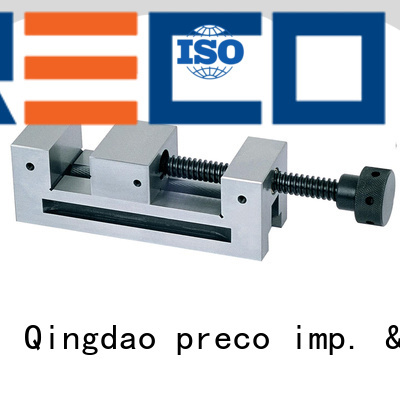 PRECO press toolmakers vise overseas market