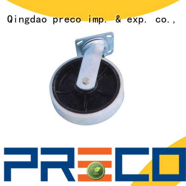 PRECO wholesale heavy duty swivel wheels For Furniture Wheels
