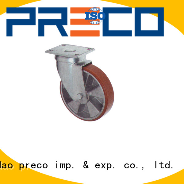 PRECO custom industrial wheels manufacturers For Hospital