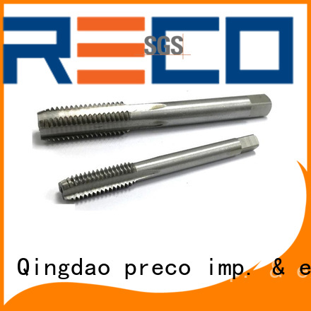 PRECO best straight flute factory for Metal Working