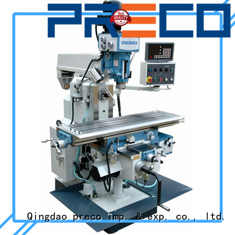 professional vertical turret milling machine milling for factory