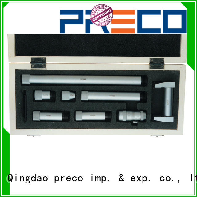 PRECO electronic inside groove micrometer supply for factory