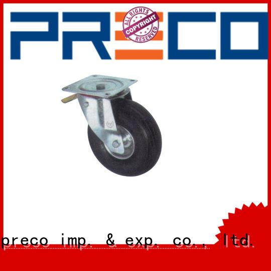 PRECO body heavy duty swivel wheels supply For Hospital