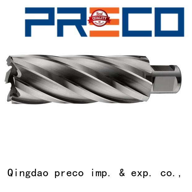PRECO hot recommended annular cutters exporter for machining operation