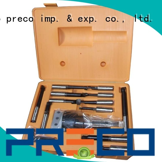 PRECO precision boring heads popular for factory