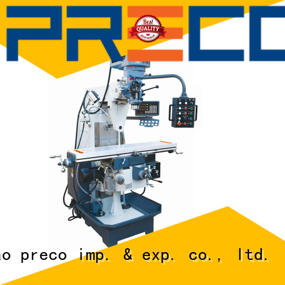PRECO cnc milling machine online for Metal Working