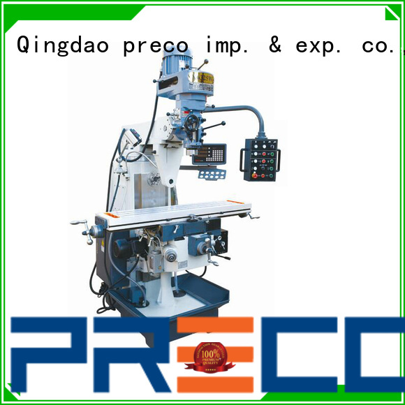professional turret milling machine turret popular for factory