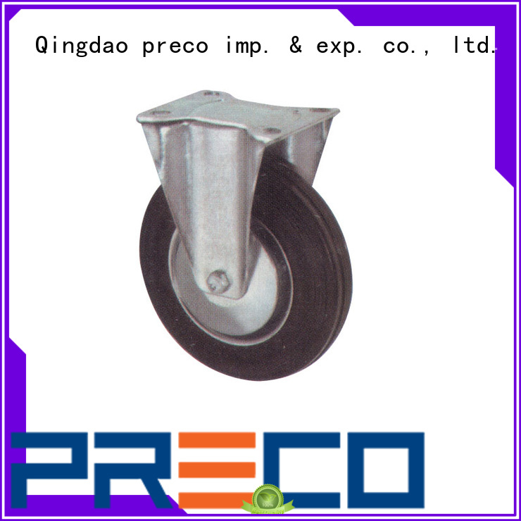 PRECO steel heavy duty steel casters supply for Scaffold