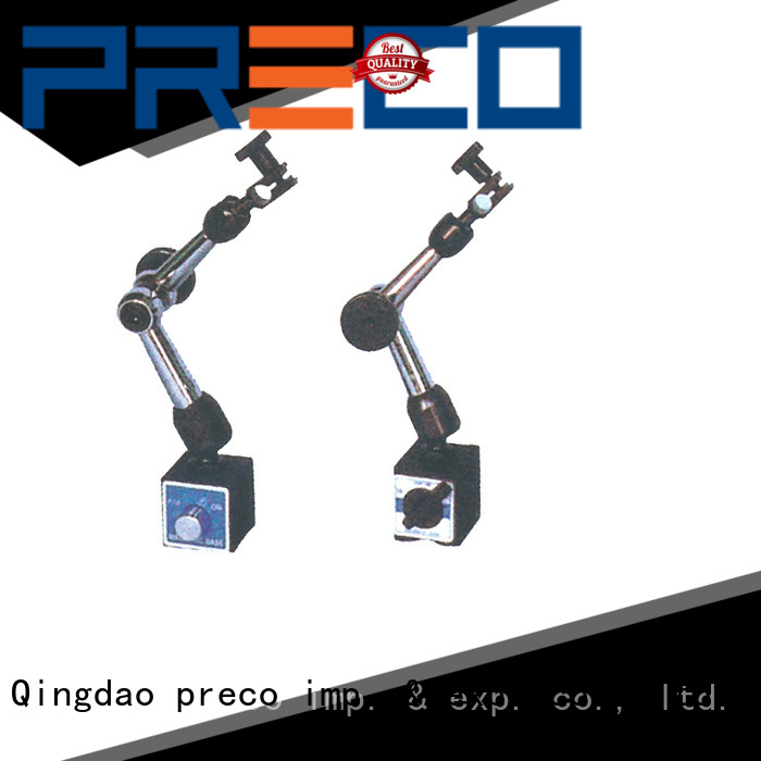 PRECO hot recommended mag base company for dial indicators