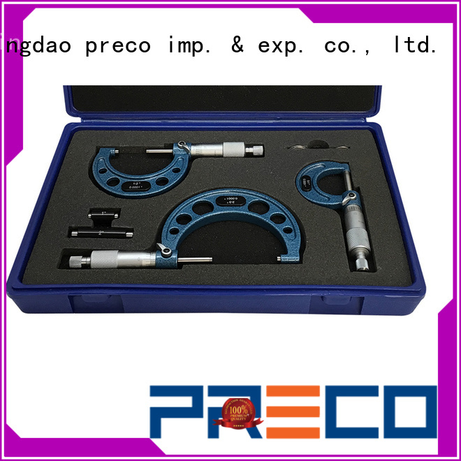 PRECO Hot Sale digital outside micrometer trader for Measurement Tool