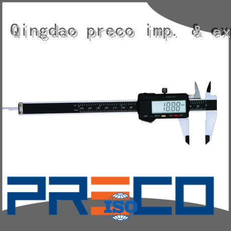 PRECO adjustment electronic digital calipers supply for workshop