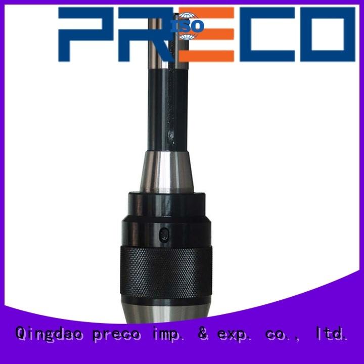 PRECO straight drill press chuck supply for machine