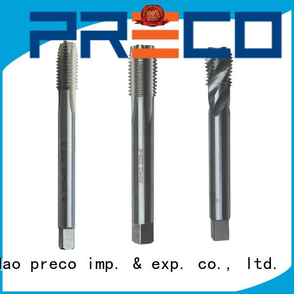 PRECO latest machine taps for business