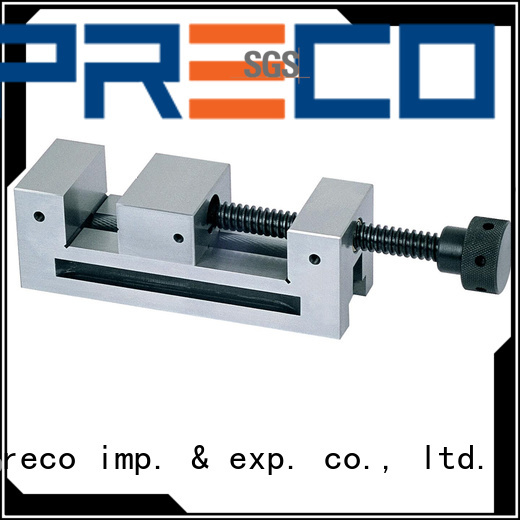 PRECO short toolmakers vise overseas market for factory