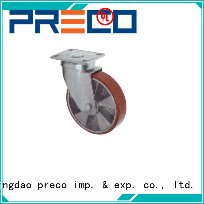 PRECO high-quality heavy duty casters for business For Hospital