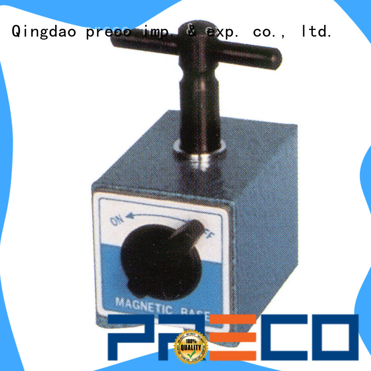 PRECO stand magnetic base for dial indicators