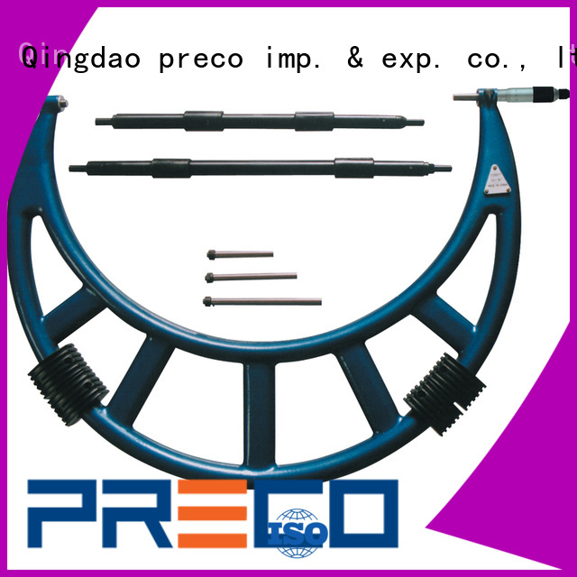 PRECO Hot Sale od micrometer chinese manufacturer for depth measurements