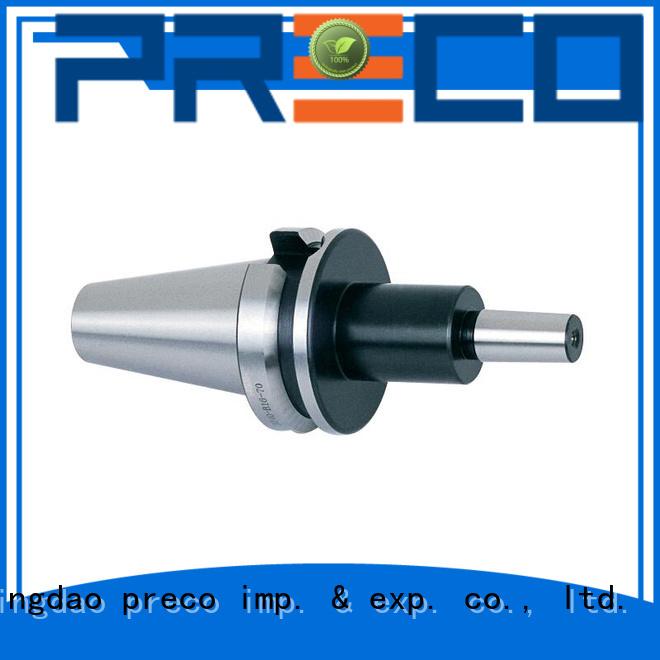 PRECO press drill arbor quick transaction for machine