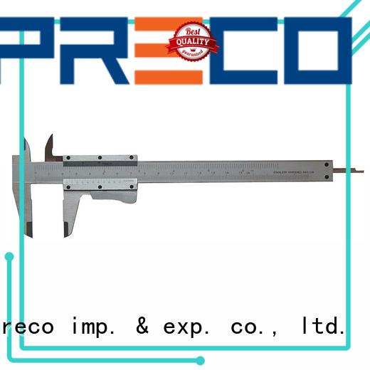 PRECO caliper vernier calipers for depth measurements