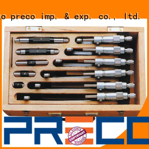 Cheap depth micrometer reading micrometers factory