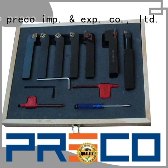 PRECO metal lathe tools top brand for wood turing