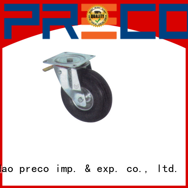 PRECO cast large caster wheels China Factory for Scaffold