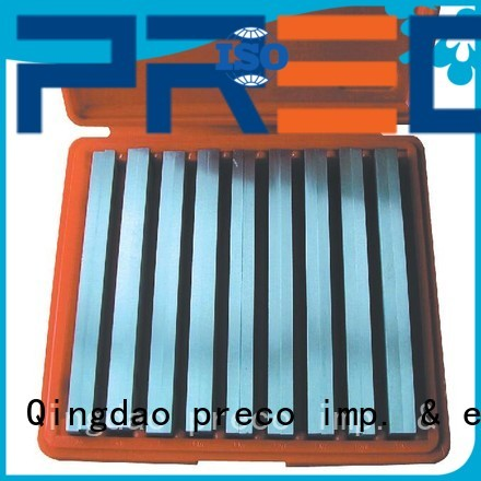 PRECO hot-sale steel parallels china manufacturer for metal working