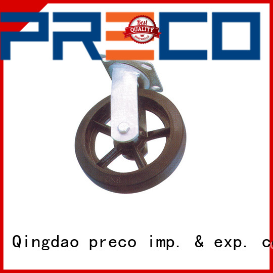 safety steel caster wheels nylon trader for car