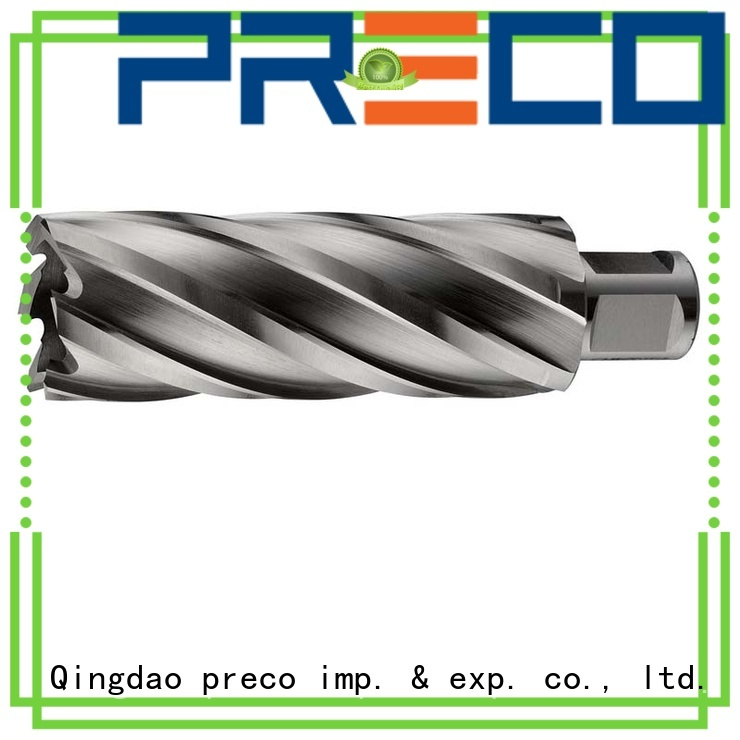 PRECO cutters annular cutter set for workpieces