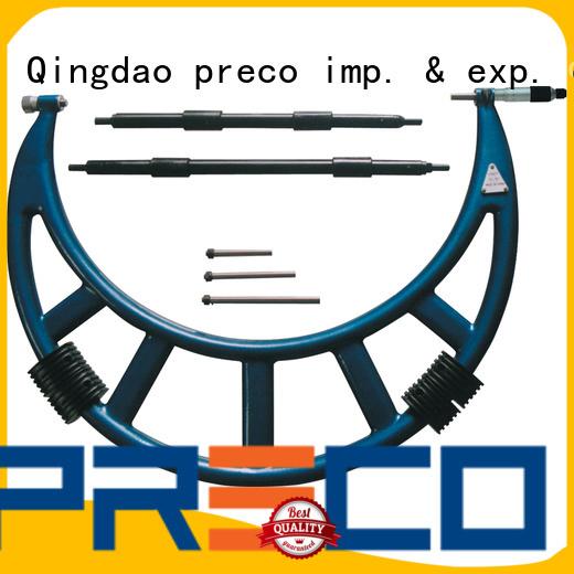 PRECO micrometers external micrometer manufacturer