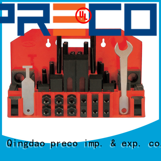 PRECO machinist machinist clamping kit top brand for measuring
