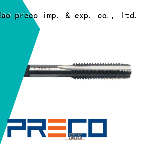 PRECO wholesale reamers types suppliers for Metal Working