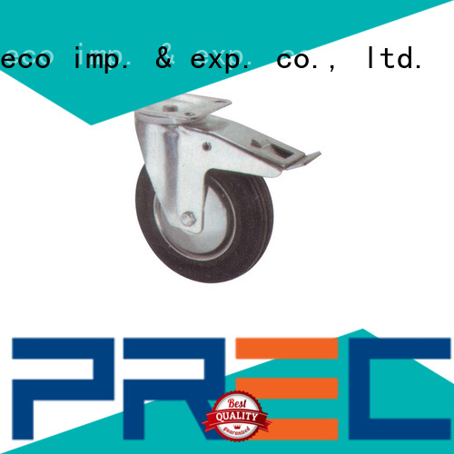 stable supply heavy duty trolley wheels casters China Factory For Hospital