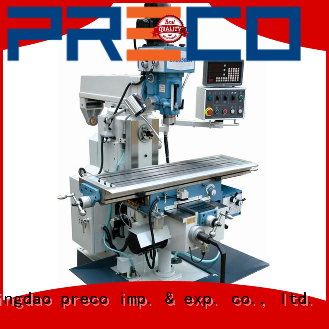 new design turret milling machine geared popular for Metal Working
