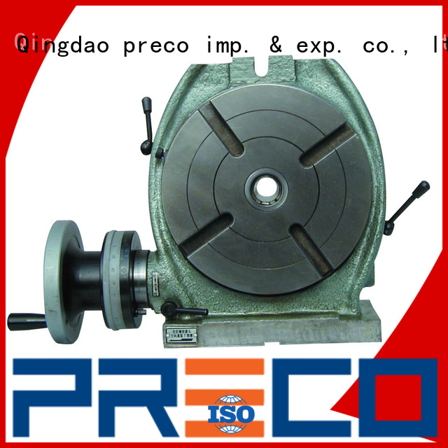 PRECO latest cnc rotary table wholesale for water drill