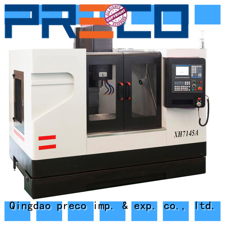 PRECO high-quality cnc machinery purchase online