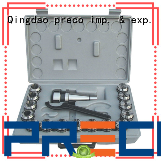 PRECO inch er collet set purchase online for cnc lathe