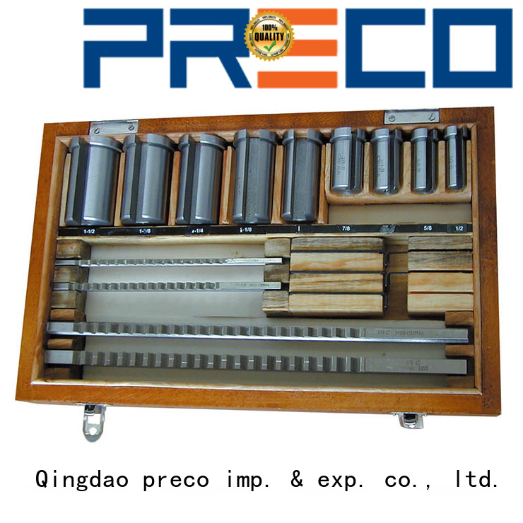 cnc broach tools keyway for Scaffold PRECO