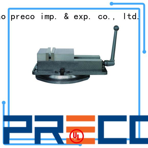 PRECO modular precision machine vise overseas market for factory