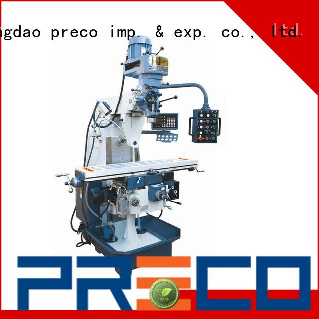 PRECO custom cnc milling machine for factory